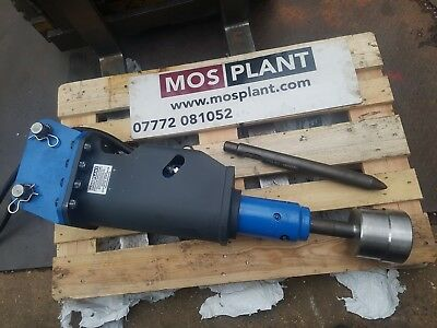 Hydraulic breaker post driver knockers fencing basher cup