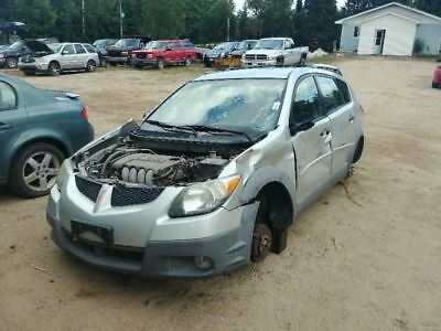 Seat Belt Front Bucket Driver Buckle Fits 03 VIBE 16058