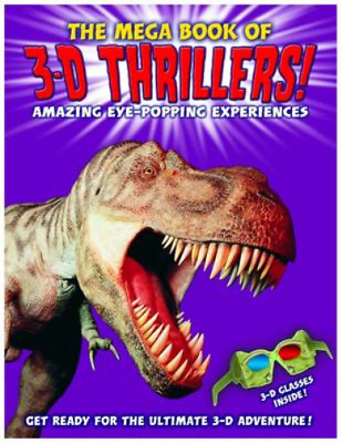 The Mega Book of 3D Thrillers!, Paul Harrison, Used; Good Book