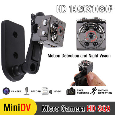 Mini WiFi Hidden Spy HD 1080P Camera Wireless Digital Video Motion Activated Cam