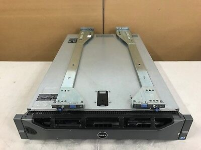 Dell PowerEdge R710 2x Intel Xeon X5550 @2.67Ghz 64GB Perc 6/i 6x 300GB Rails