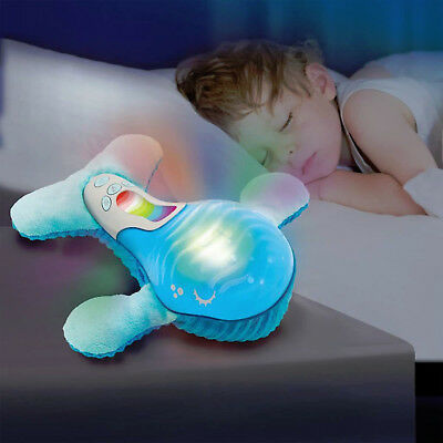 Infantino Baby Cot Mobile Night Projector Starlight Lullaby Player Musical Light