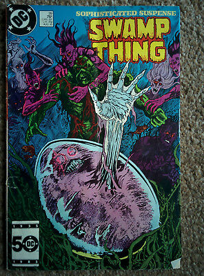 Swamp Thing #39 DC Comics dated 1985