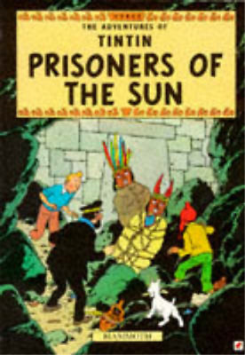 Prisoners of the Sun (The Adventures of Tintin), Herge, Used; Good Book