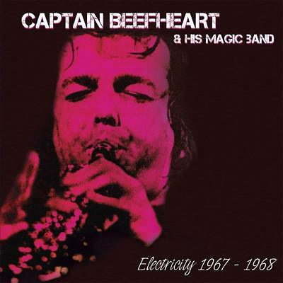 """Captain Beefheart & His Magic Band - Electricity 1967-1968 """"new Sealed"""" Cd"""