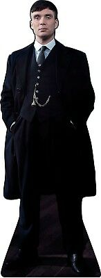 **4 Pcs* PEAKY BLINDERSTommyBlue,Arthur,Polly,Michael-CARDBOARD CUTOUT Standee