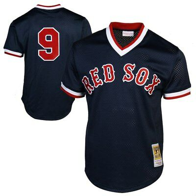 Ted Williams Boston Red Sox 1990 Collection MLB Baseball Vintage Jersey