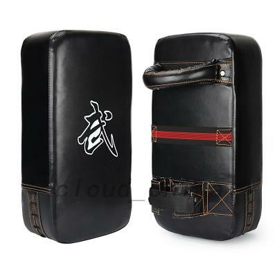 Boxing Kick Shield Strike Punching Pads MMA Focus Muay Thai Punch Bag AU Local