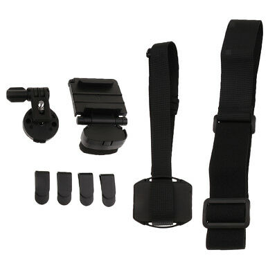 Head Strap Mount Accessories Bundle Kit For Sony HDR-AS50R/AS300R/X3000R Cam