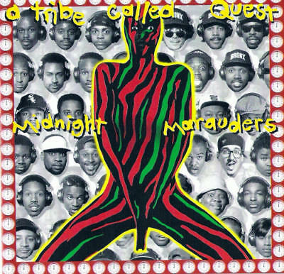 A Tribe Called Quest - Midnight Marauders (New Vinyl) BRAND NEW