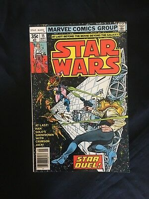 Star Wars #15 Marvel Comics
