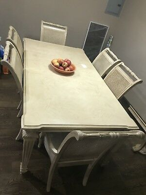 used dining room furniture set