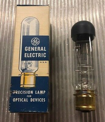 GE Projection Bulb PH/750T12P-120V DDB  750W T12 Bulb - New Old Stock