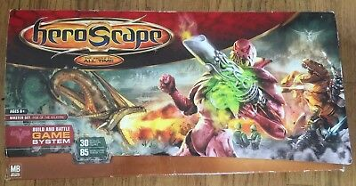 Heroscape Master SetRise of the Valkyrie COMPLETE