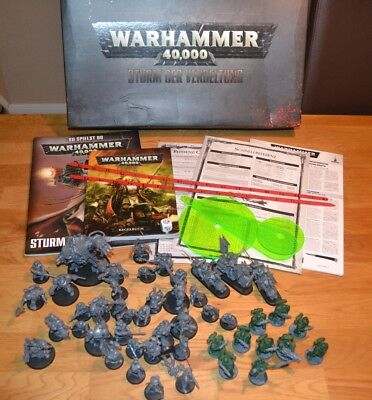 Warhammer 40k Sturm der Vergeltung Games Workshop