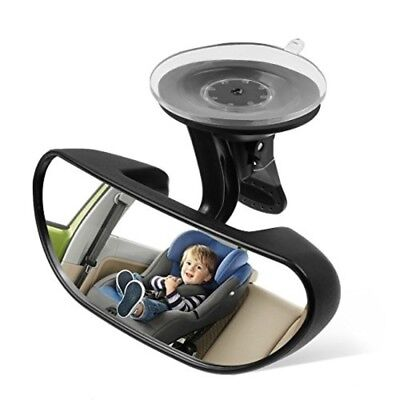 Baby Car Backseat Mirror Rear View Facing Back Seat Child Auto Safety Suction