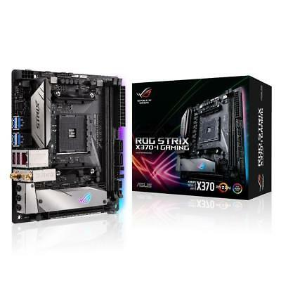 ASUS Rog STRIX X370-i Gaming AMD Am4 Mini ITX Motherboard