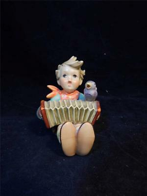 1964 Goebel M.I. Hummel Let's Sing #110/0 TMK #4 Figurine GERMANY FREE SHIPPING