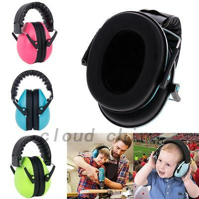 Anti-Noise Baby Kids Earmuffs Sleep / Study Defenders Hearing Protection AU Post