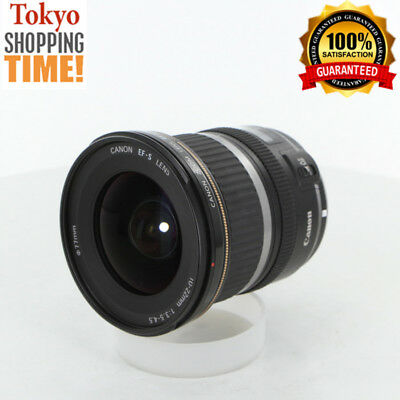 [NEAR MINT+++] Canon EF-S 10-22mm F/3.5-4.5 USM Lens from Japan