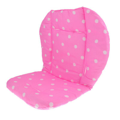 Baby Stroller/High Chair Seat Cushion Liner Mat Pad Cover Protector Pink