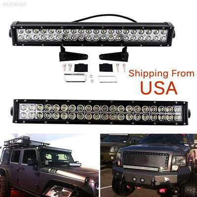 BC07 22inch 120W 40-LED CREE Work Light Bar Spot Flood Offroad JEEP ATV 24V