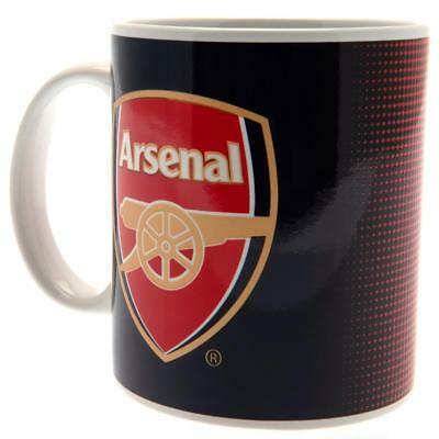 Arsenal FC Cup. Mug. Official Licensed Merchandise. Gift For Football Fan. Boxed
