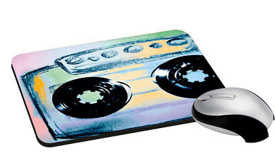 Music Tap Mouse Pad Rectangle Mouse Pad Design For Computer PC Desk