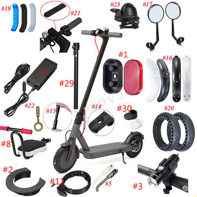 For Xiaomi Mijia M365 Various Repair Spare Parts Electric Scooter Accessories