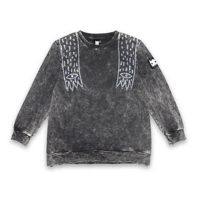 Band of Boys Jumper - A-Line Claws (Washed Black)