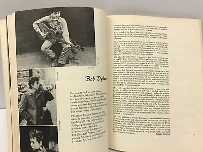Young Folk Songbook - Bob Dylan, Joan Baez, Pete Seger - 1963 - FIRST EDITION