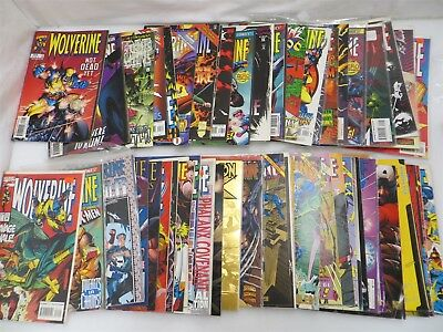 Assorted Marvel Comics Wolverine Collection Lot 1990's - Modern | Flat Rate Box