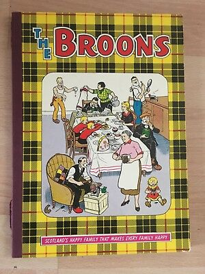 The Broons Vintage 1971. Dudley. D Watkins. Read condition