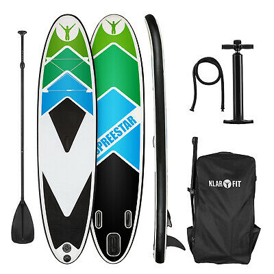 Stand up Paddle Board aufblasbares Paddelboard inflatable SUP Surfboard 325 cm