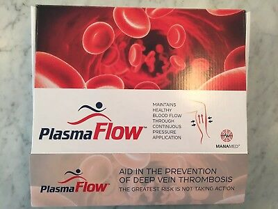 Breg PF0001 Massage ManaMed Plasma Flow Vascular Therapy System to Prevent DVT