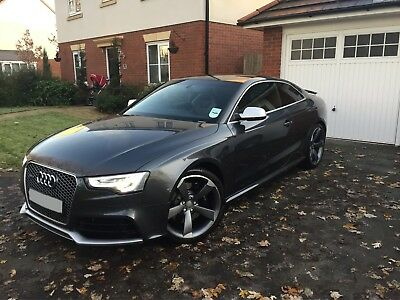 2012 Audi S5 with FULL RS5 kit