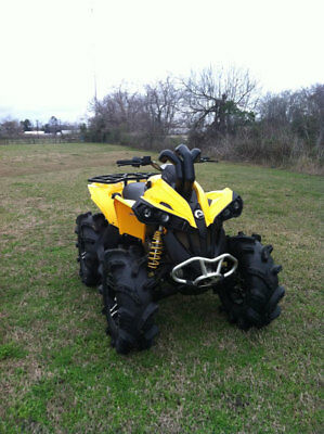 2015-2018 Can-Am Renegade 1000 Snorkel Kit read fitment