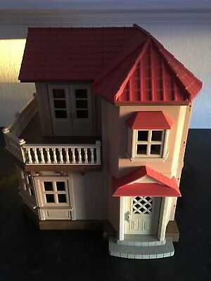 Sylvanian House With Some Accessories