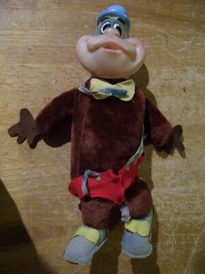 Vintage 1960's MAGILLA GORILLA Ideal Toy Corp New York 11""