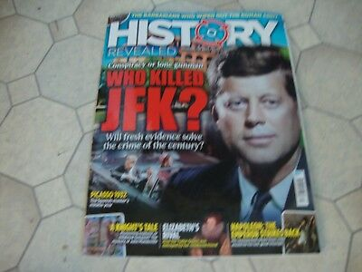 HISTORY REVEALED MAGAZINE   Issue 53   March 2018