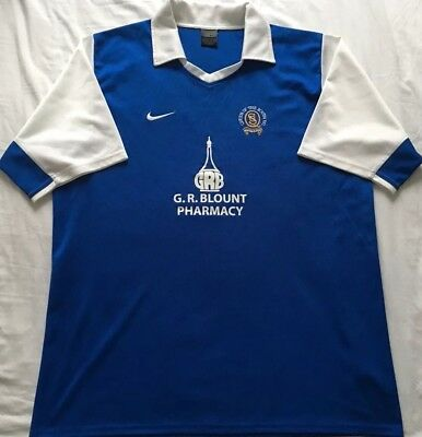 Queen Of The South Home Shirt XL 2003-04 Nike