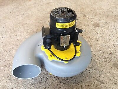 SEAT S-20 Corrosion Resistant Fume Extractor / Fan