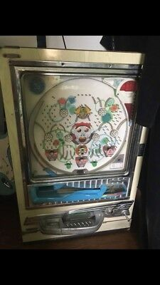 Vintage Japanese pachinko machine