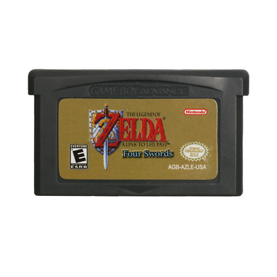 Legend of Zelda: A Link to the Past GBA Game Boy Advance English Language