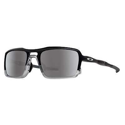 ce01fd544fdcec Oakley Triggerman OO9314-05 56mm Matte Black Chrome Iridium Asia Fit  Sunglasses