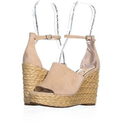 0fcc262914a JESSICA SIMPSON SUELLA Espadrilles Wedge Sandals 664