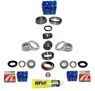 Dana44 Bearing Master Repair Kit - Kml - Jeep Grand Cherokee Wj / Wg 1999-2000