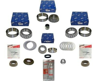 Dana30 Front Axle Bearing Master Repair Kit - Jeep Grand Cherokee Wj 99-04