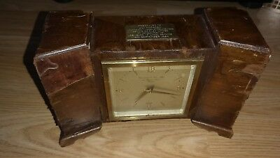 Garrard & Co Elliott clock 1964r