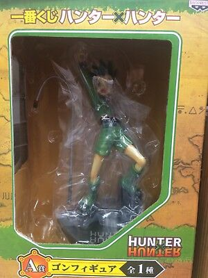 Hunter x Hunter Gon Freecss Figure Banpresto 2012 Limited Edition